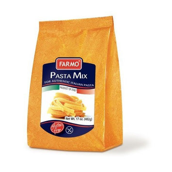 Farmo Gluten Free Pasta Mix, 17.5-Ounce (Pack of 4)