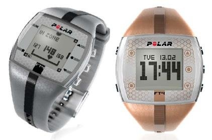 Polar   FT4 Female Fitness Computer