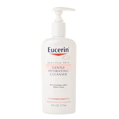 Eucerin Sensitive Skin Gentle Hydrating Cleanser
