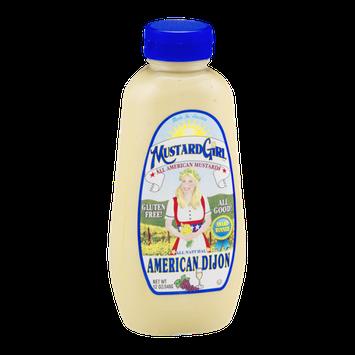 Mustard Girl American Dijon Mustard