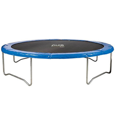 Pure Fun 9012T 12 Ft. Outdoor Trampoline