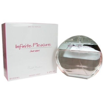 Estelle Vendome Infinite Pleasure Just Girl for Women Eau De Parfum Spray, 3.4 Ounce