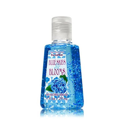 Bath & Body Works® PocketBac BLUE SKIES & BLOOMS Anti-Bacterial Hand Gel