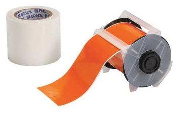 TOUGHSTRIPE 142176 Floor Marking Tape, Roll,4In W,100 ft. L