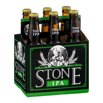 Stone IPA India Pale Ale - 6 PK