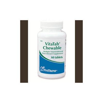 ProThera, VitaTab Chewable 60 tabs