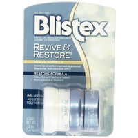 Blistex Lip Soother, Revive and Restore, 0.20 Ounce (Pack of 4)