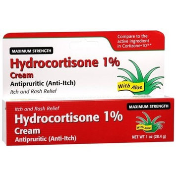 Hydrocortisone 1 % maximum strength anti-itch ointment - 1 oz