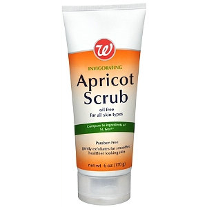 Walgreens Invigorating Apricot Facial Scrub