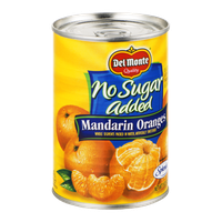 Del Monte® No Sugar Added Mandarin Oranges