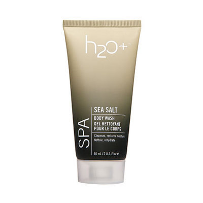 H2O Plus Spa Sea Salt Body Wash Travel Size
