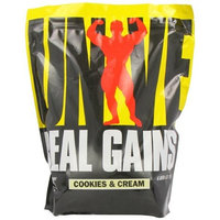 Universal Nutrition Real Gains, Cookies & Cream, 6.85-Pounds