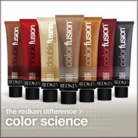Redken Color Fusion Advanced Performance Color Cream 3BBr Brown/Brown/Red