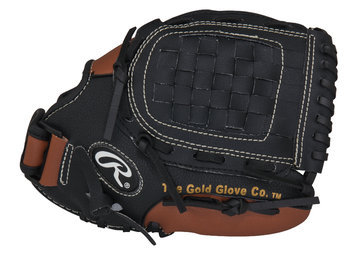 Rawlings Baseball Glove 10.5 inch - Black
