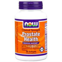 NOW Foods - Prostate Health Clinical Strength - 90 Softgels
