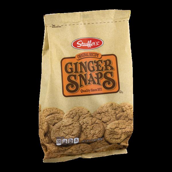 Stauffer's Ginger Snaps