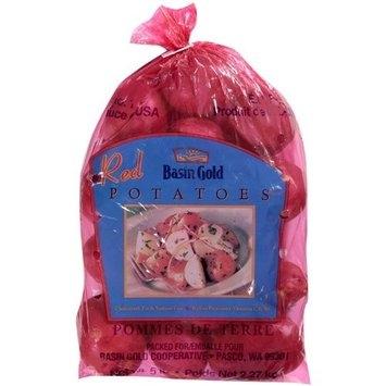 Basin Gold: Red Potatoes, 5 Lb