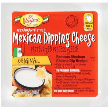 Wi Cheese Group El Viajero Mexican Original Dipping Cheese, 12 oz