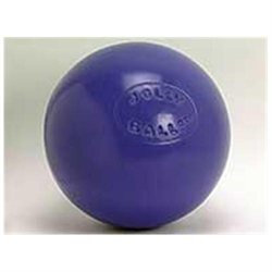 Horsemens Pride Inc. Jolly Pet - Horsemen's Pride Push N Play - Pet Ball Blue 10In