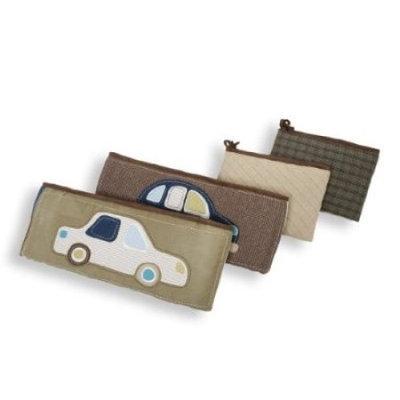 Sumersault Ltd Sumersault Classic Cars Crib Bumper
