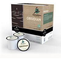Green Mountain Caribou Coffee Obsidian Dark Roast K-Cups Coffee