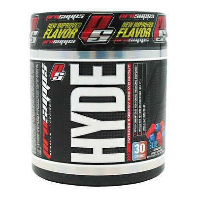 Pro Supps Hyde V3 - Blue Razz - 30 Servings
