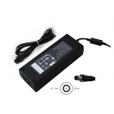 Superb Choice DF-HP13000-A32 130W Laptop AC Adapter for HP EliteBook 8000 Series