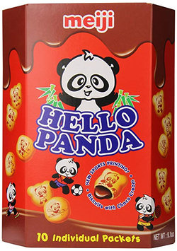 meiji Hello Panda Biscuits with Choco Cream