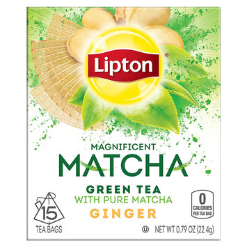 Lipton® Matcha Green Tea and Ginger