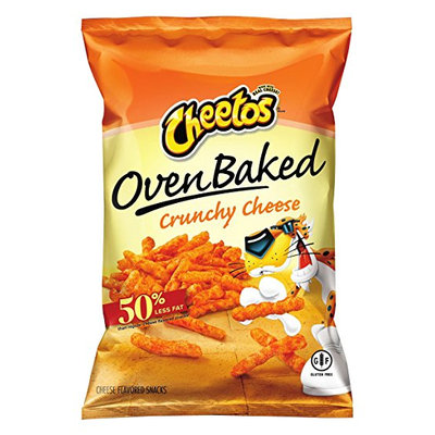 CHEETOS® Oven Baked Crunchy Cheese Flavored Snacks