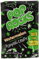 Pop Rocks Watermelon Candy