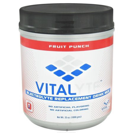 Vitalyte Electrolyte Replacement Drink Mix Fruit Punch - 35 oz