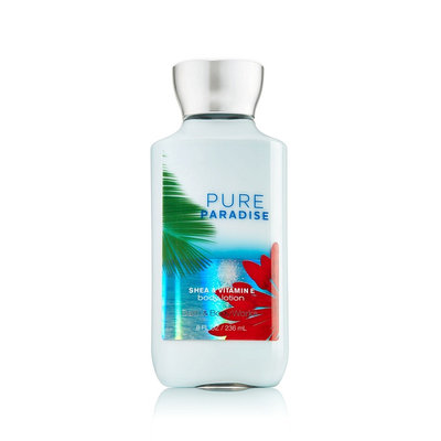 Bath & Body Works® Signature Collection PURE PARADISE Body Lotion