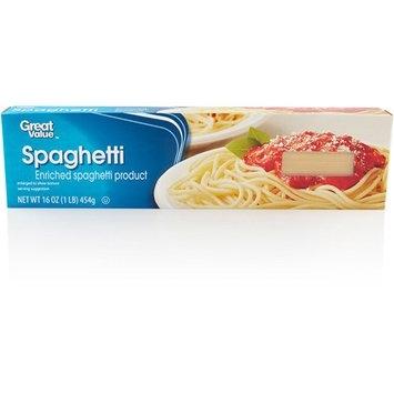 Great Value Spaghetti