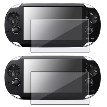 Ascend Anti-Glare Screen Protector for Sony PSP VITA (Pack of 2)