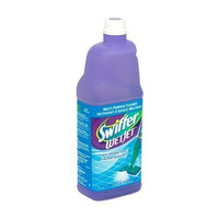 Procter & Gamble 4 Pack-Swiffer Wet Jet Multi Purpose Cleaner Open-window Fresh Grand Air Scent Refills