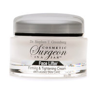 Cosmetic Surgeon In A Jar Face Lifter Firming & Tightening Cream