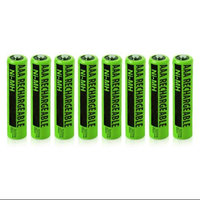 Philips NiMH AAA Batteries (8-Pack) NiMh AAA Batteries 4-Pack