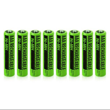 Philips NiMH AAA Batteries (8-Pack) NiMh AAA Batteries 4-Pack