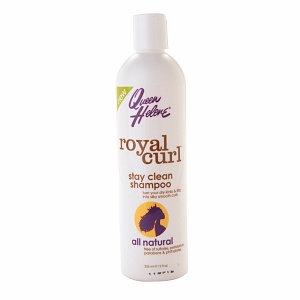 Queen Helene Royal Curl Stay Clean Shampoo