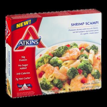 Atkins Shrimp Scampi