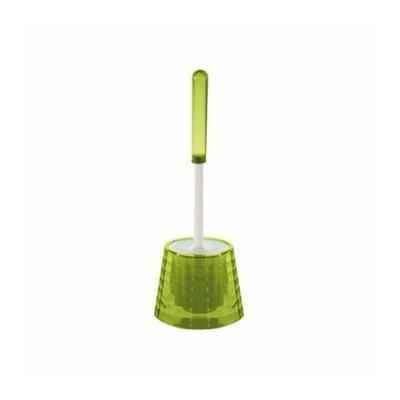 Gedy By Nameeks Gedy GL33-67 Orange Finish Toilet Brush