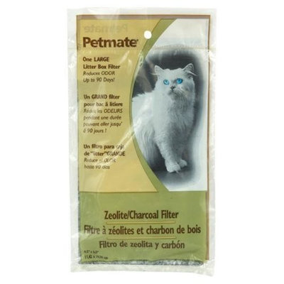 Petmate Doskocil 29005 Litter Box Carbon Air Filter
