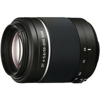 Sony 55-200mm f/4.0-5.6 DT Alpha A-Mount Telephoto Zoom Lens