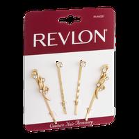 Revlon Coutoure Hair Accessory Slides - 4 CT