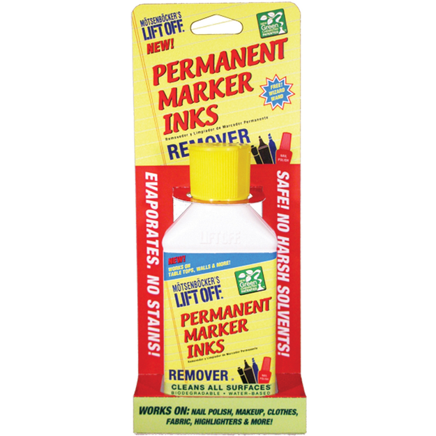 Motsenbacher NOM238572 Lift Off Permanent Marker & Ink Remover, 4.5 Ounces