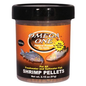 Omega One Shrimp Pellets Fish Food