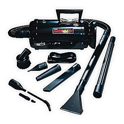 Metropolitan Vacuum DataVac Pro Series with Micro Cleaning Tools