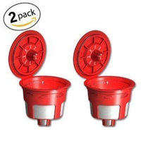 Solofill Cup, Refillable Cup For Keurig K-Cup Brewers (Pack of 2)