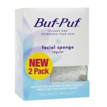 Buf-Puf Facial Sponges Regular